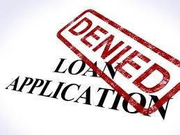 avoid disapproved loan